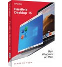 Parallels Desktop 15 int. Mac Retail Box
