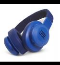 JBL E55BT Bluetooth Kopfhörer - Blau