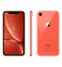 Apple iPhone XR 128GB Koralle // NEU