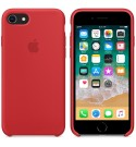 Apple iPhone 8 / 7 Silikon Case - (Product) RED