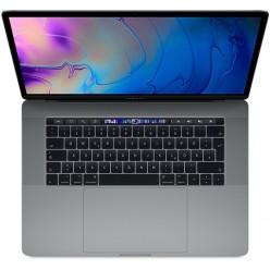 """MacBook Pro 15.4"""" Touch-Bar 2.6 GHz 6-Core i7 - 256 GB SSD - Spacegrau // NEU"""