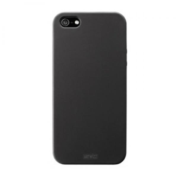 Artwizz SeeJacket Silicone for iPod touch  - schwarz
