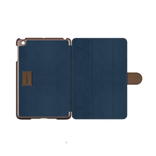 Macally BookSTAND für iPad mini, Blau