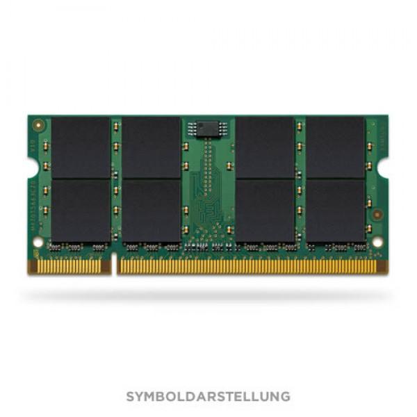 Arbeitsspeicher 2GB SO-DIMM DDR3 1066 PC3-8500