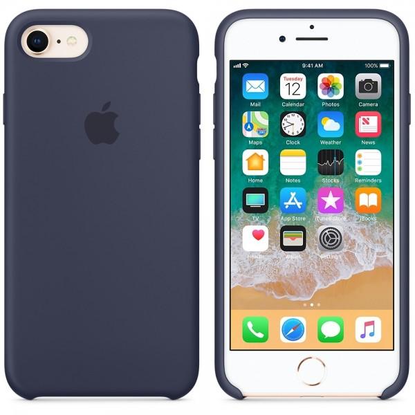 apple iphone 7 silikon hülle weiß