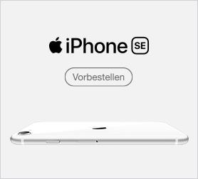 iPhone SE vorbestellen